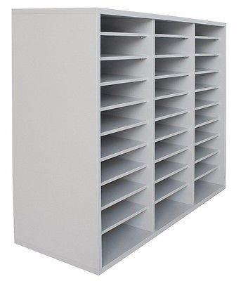 Borkenkäfer Fächerschrank mit 30 Fächern A4 - Büroschrank
