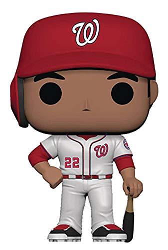 Funko- Pop Vinilo: MLB: Juan Soto Figura Coleccionable, (38670)