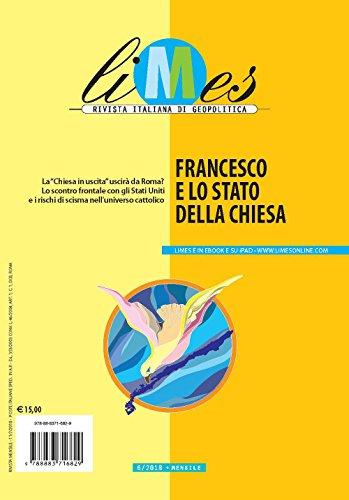 Limes. Rivista italiana di geopolitica (2018): 6