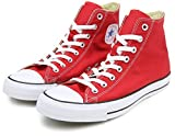 Converse All Stars Classic High Top Boot (rot/weiß), Rot - rot - Größe: 40 EU