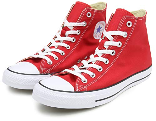 Converse CT all Star Core Hi Red Womens Trainers Size 7 UK
