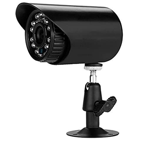 DVR exterieure - TOOGOO (R)Outdoor camera de securite CCTV 600TVL
