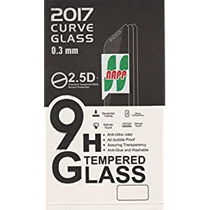 snapps Tempered Glass Guard for Coolpad note 5 lite