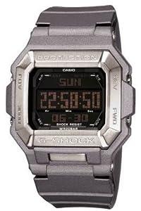 Casio G-7800B-8ER - Reloj digital manual para hombre con correa de resina, color gris de casio