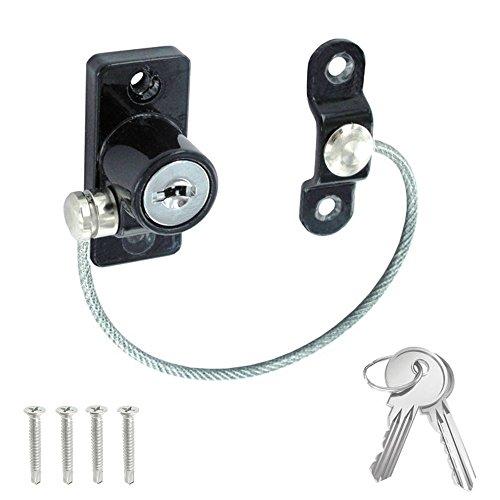 cable-et-fenetre-entrebailleur-de-porte-serrure-en-noir-ou-blanc-200-mm