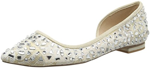 Carvela Light Np, Ballerine Donna Beige (Nude)