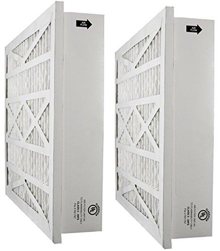 12x 24x 5(11.75x 23,75X 4.38) Merv 13Aftermarket HONEYWELL Ersatz Filter (2Stück) -