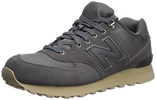 New Balance Men 574 Multicolore Sneaker (castlerock)