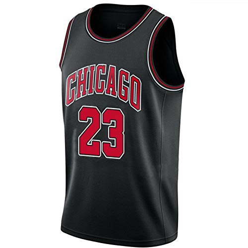 rsey,Chicago Bulls, Sports Jersey,Fans Jersey,Breathable Quick Drying Vest ()