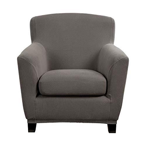 Bellboni Funda de sofá sillón, sillón Lounge, Funda para sofá, Funda Estirable...