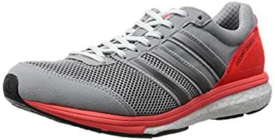 adidas Adizero Boston Boost 5, Men's Running Shoes, Clear