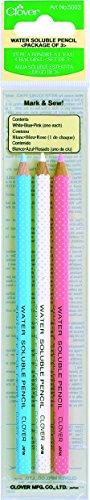 clover-5003-vorzeichenstift-3-er-set-wasserloslich-weiss-blau-rosa
