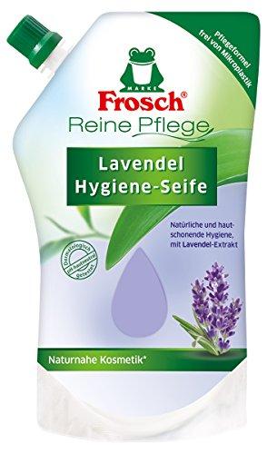 Frosch Reine Pflege Lavendel Hygiene-Seife, 500 ml - Sinnlich-cremig