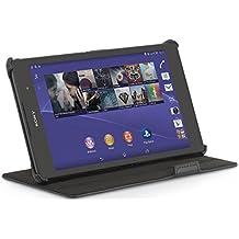 StilGut UltraSlim, funda con función de soporte para Sony Xperia Z3 Tablet Compact, en negro, segunda elección