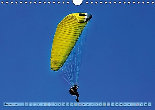 A4 /& A3 Ski Paragliding Extreme Sports Poster 16