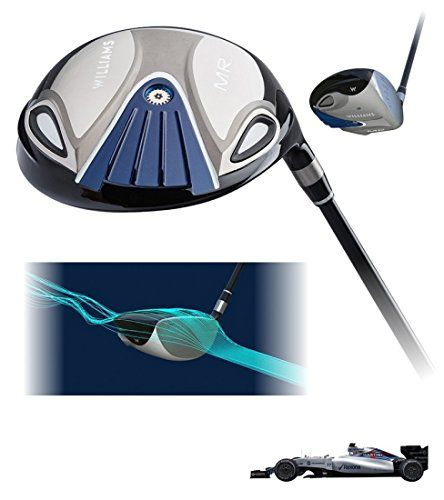 Williams F1 Golf Williams F1 Racing Golf Mr lecteurs 10,5 ° pilote Fujikura WSF Graphite Stiff...
