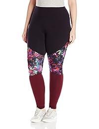 c13c39502 Rainbeau Curves Women's Plus Size Gwen Pieced Legging