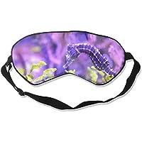 Sea Horse 99% Eyeshade Blinders Sleeping Eye Patch Eye Mask Blindfold For Travel Insomnia Meditation preisvergleich bei billige-tabletten.eu