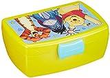 P: OS 68931 - Disney Winnie The Pooh, Scatola per Pane, 16 x 12 x 6.5 cm, Giallo