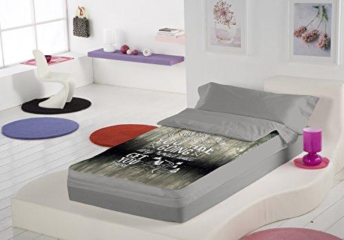 Road - Saco nórdico cama 90 cm relleno
