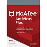 2018 Mcafee Antivirus Plus 3 Devices, Delivery on same day via Amazon Message - Download software link and Activation key -