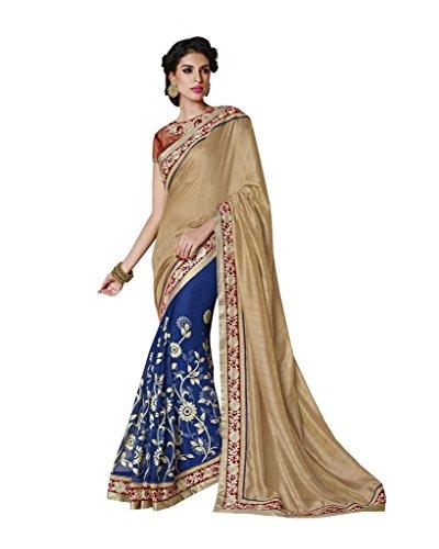 Mahotsav Women's Bhagalpuri Silk , Net Velvet, Net , Art Silk Sarees ( 8314 )  available at amazon for Rs.1906