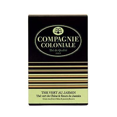 Compagnie Coloniale - Thé Vert au Jasmin - Boite Berlingo©25 sachets