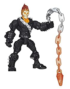 Hero Mashers - A88994500 - Figurine Cinéma - Avengers - Ghost Rider