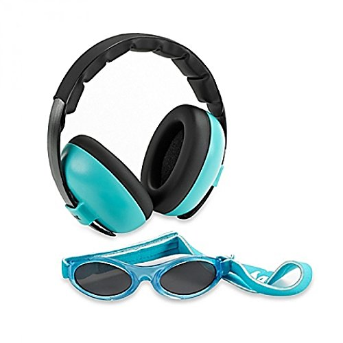 Banz Lot de cache-oreilles protection UV et auditive