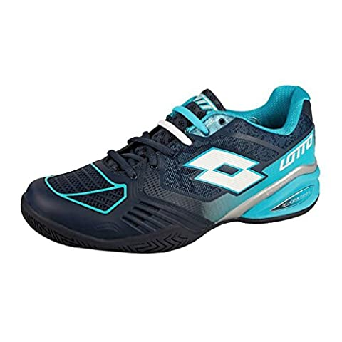Mens Lotto Stratosphere II Speed All Court Shoe Men - Dark Blue/ Light Blue - 8,5