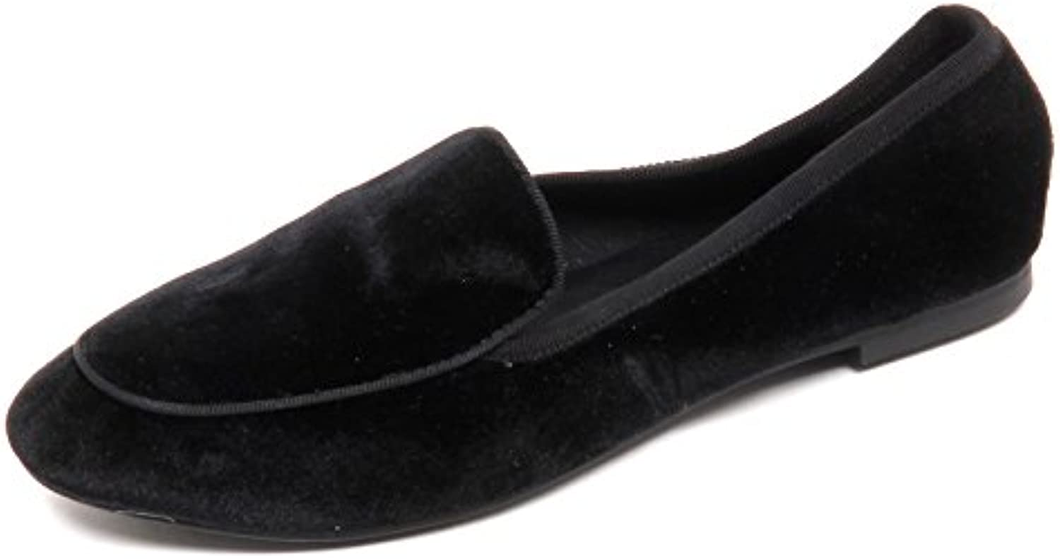 Windsor Windsor Windsor Smith D5294 (Without Box) Mocassino Donna nero Velvet Loafer Woman | Up-to-date Styling  f4fd2b