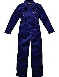 Dickies Men's Redhawk Workwear Zip Front Overall