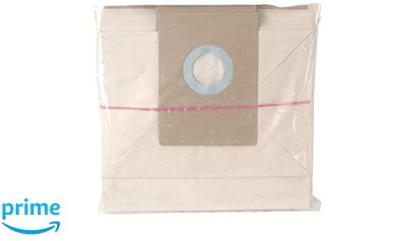 Set di sacchetti-filtro in carta 10 pezzi per aspiratore NT 351//361// 35//1 K/ärcher