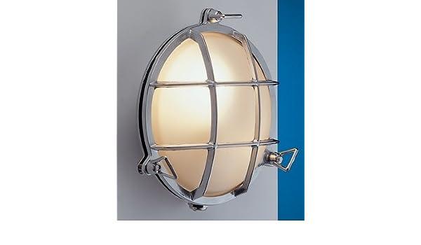 Plafoniere Ottone Stile Nautico : Art cs lampada plafoniera in stile marinaro ottone