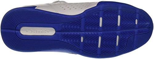 adidas Nxt Lvl Spd Iv, Scarpe da Basket Uomo Multicolore (Ftwwht/Blue/Ftwwht)