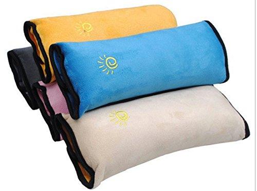 Preisvergleich Produktbild Kabalo Kinder / Kind Auto-Sicherheits- Sicherheitsgurt Kissen Schultergurt-Auflage, Weiß