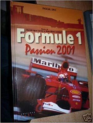 Formule 1 Passion 2001