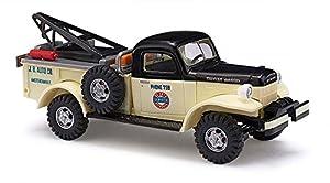 Busch 44017-Dodge Power Wagon abschlepper, Vehículo