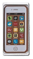 Idea Regalo - Smartphone di cioccolato - bianco - 40 g