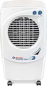 Bajaj Platini PX97 Room Cooler, 36-Litre, White
