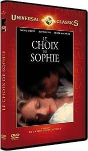"""Afficher """"Le Choix de Sophie"""""""