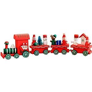 Pequeño tren de Navidad, Holacha