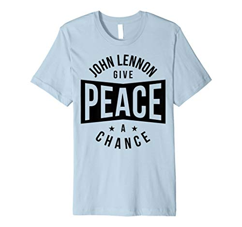 John Lennon - Give Peace a Chance T-Shirt