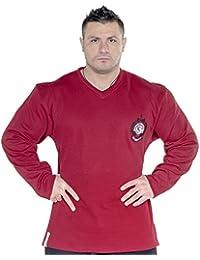 Abbigliamento sportivo BIG SM EXTREME SPORTSWEAR Culturismo Felpa gymnasio Bodybuilding 4669 Felpe e felpe con cappuccio