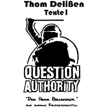 Question Authority I