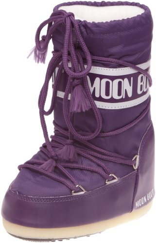 Lua De Inverno Nylon Roxo 55 Inicialização Tecnica violeta Botas De Unissex YxTqnXwEt