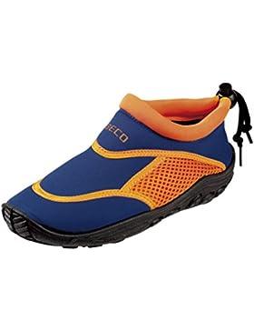 Beco–Escarpines infantiles Surf, color azul/naranja, 22, 92171–63