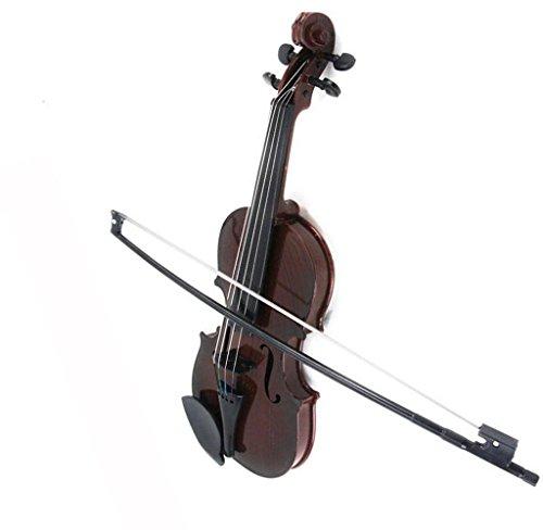 Covermason Kinder Geige Musik Violine Musikinstrument (Farbe zufällig)