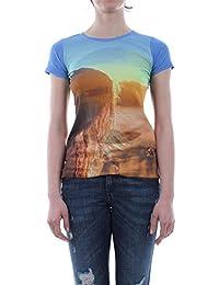 CONVERSE 6SD631 DESERT T-SHIRT Mujer DESERT XS