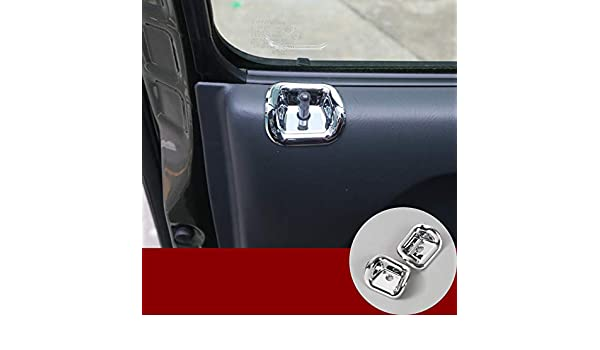 Interni serratura pin knob Trim cover